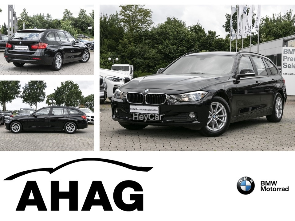 BMW 316i Touring Klimaaut. PDC LM Durchlade NSW, Jahr 2015, Benzin