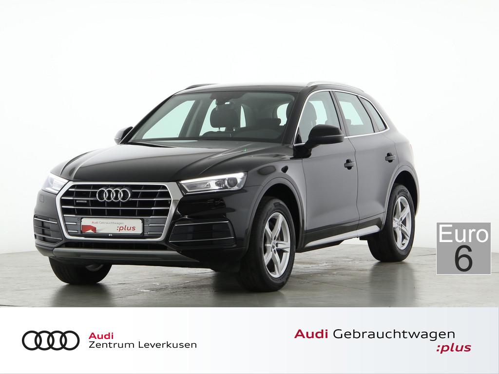 Audi Q5 2.0 quattro sport S TRONIC VIRTUELL PDC KLIMA, Jahr 2019, Diesel