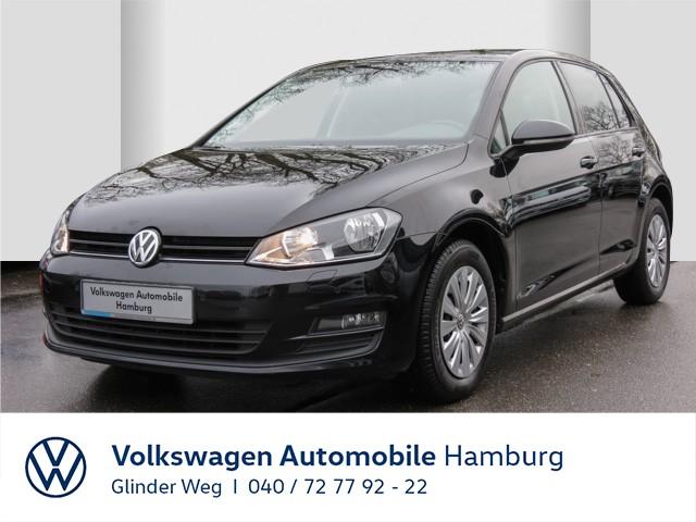 Volkswagen Golf VII 1.2 TSI Trendline/Ganzjahrereifen/Einparkhilfe, Jahr 2015, Benzin