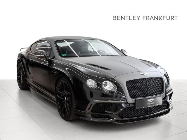 Bentley Continental Supersports 24 Sonderedition, Jahr 2017, Benzin