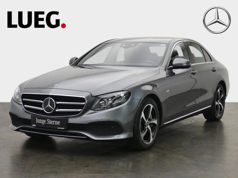 Mercedes-Benz E 450 4M Avantgarde+Navi+SHD+Mbeam+Sthzg+AHK+360, Jahr 2019, Benzin