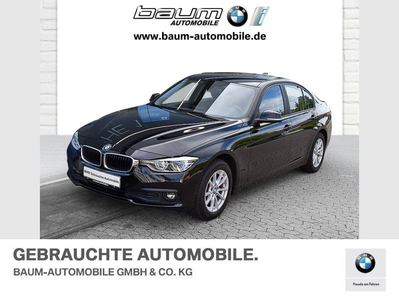BMW 320d Limousine Advantage LED Tempomat AHK USB, Jahr 2018, Diesel
