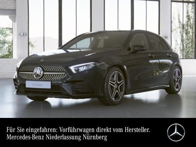 Mercedes-Benz A 200 AMG+Night+LED+Kamera+7G, Jahr 2021, Benzin