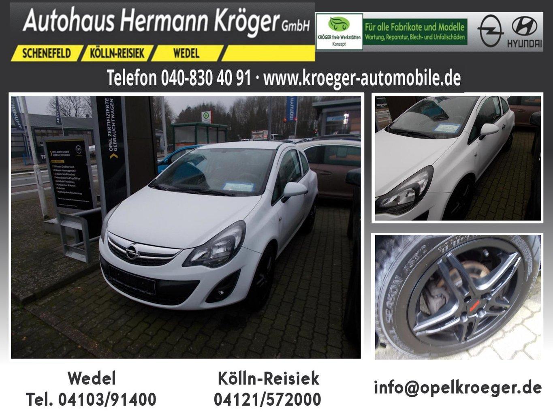 Opel Corsa D 1.4 Edition, Jahr 2014, Benzin