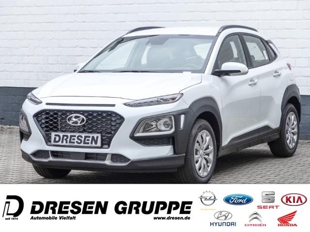 Hyundai Kona Select 2WD 1.0 T-GDI Klima/Bluetooth/Notbremsassistent, Jahr 2018, Benzin