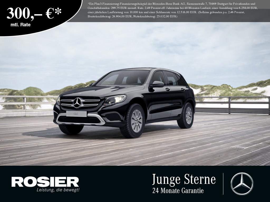 Mercedes-Benz GLC 220 d 4M, Jahr 2018, Diesel