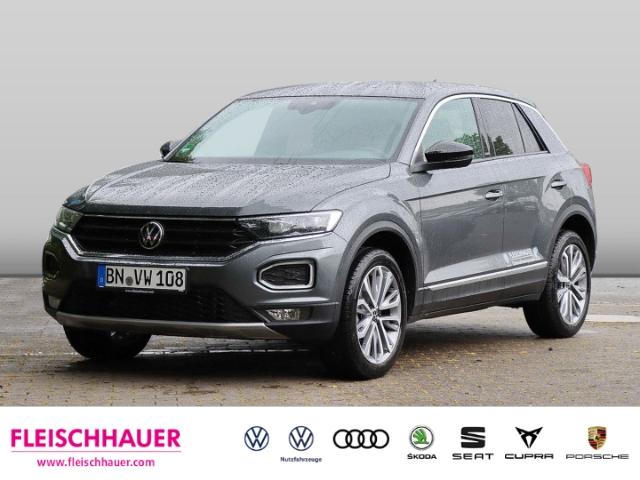 Volkswagen T-Roc United 1.5 TSI NAVI, ACC, LED UPE 36.262, Jahr 2020, Benzin