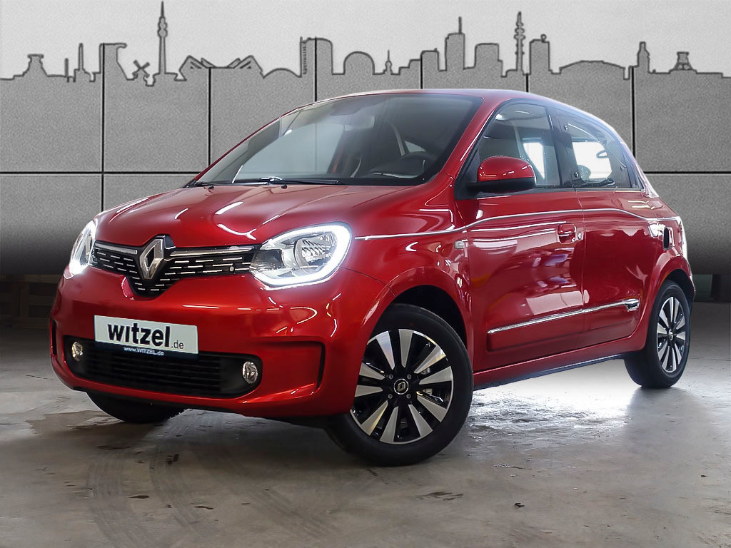 Renault Twingo Intens TCe 90 EDC SHZ KLIMA LM-Felgen BT, Jahr 2020, Benzin