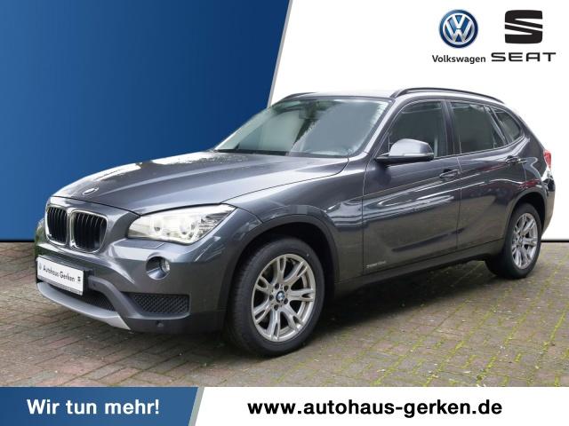 BMW X1 16d sDrive PANO AHK XEN SHZ GRA ISOFIX NEBEL ZV, Jahr 2013, Diesel