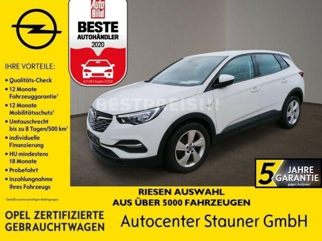 "Opel Grandland X 1.2Turbo EDITION 130PS*PDC*TOUCH*18"", Jahr 2019, Benzin"