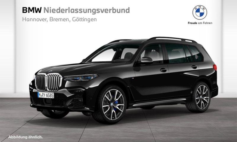 BMW X7 xDrive30d Gestiksteuerung M Sportbr. DAB, Jahr 2020, Diesel
