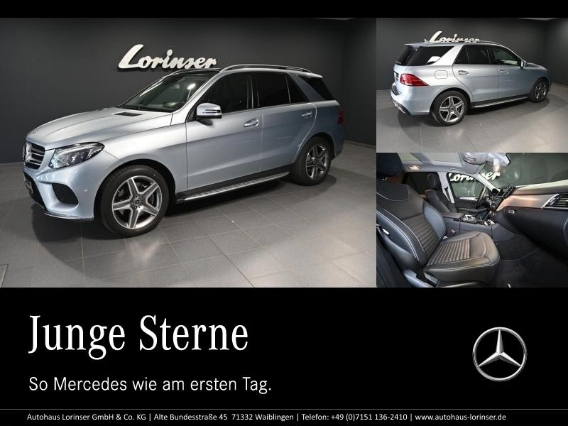 Mercedes-Benz GLE 500 4M AMG/PANO/DISTRO/AHK/SOUND/COMAND/360, Jahr 2018, Benzin