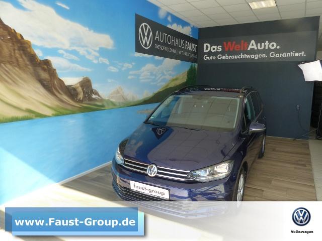 Volkswagen Touran Comfortline UPE35389 AHK 7-SITZER, Jahr 2020, Benzin