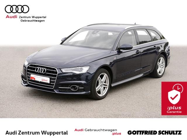 Audi A6 Avant 2.0TDI ACC AHK R-KAM HUD S-LINE CONNECT X, Jahr 2017, Diesel