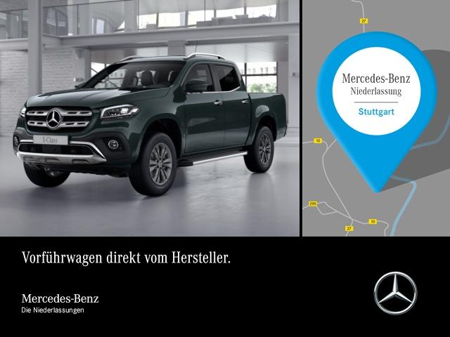 Mercedes-Benz X 250 d 4M Power Edition 360° COMAND LED AHK EDW, Jahr 2019, Diesel