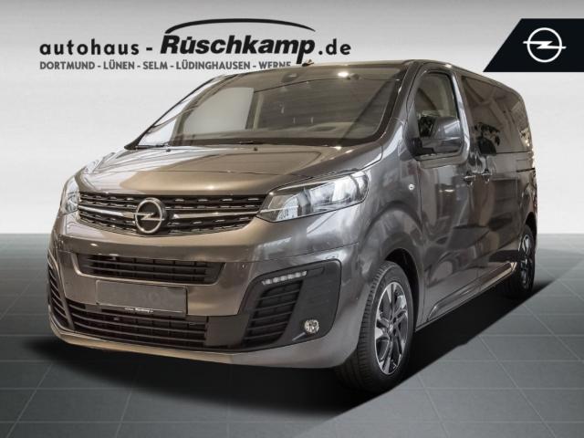 Opel Zafira Life M 2.0 D Leder AHK Navi Einzelsitze, Jahr 2020, Diesel