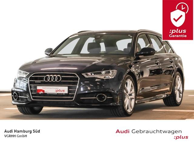 Audi A6 Avant 2.0 TDI quattro S tronic/2xS LINE/PANO/MATRIX, Jahr 2018, Diesel