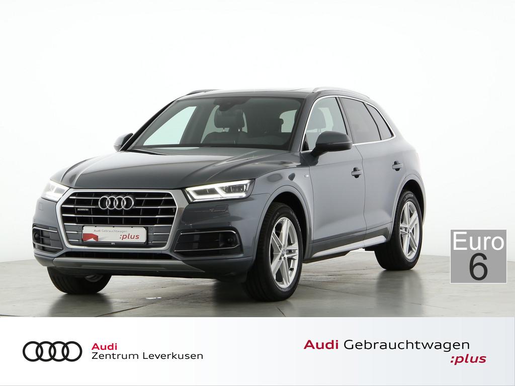 Audi Q5 2.0 quattro sport, Jahr 2017, Diesel