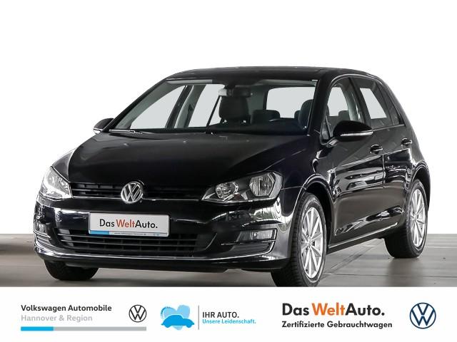 Volkswagen Golf VII 1.4 TSI Lounge Navi Schiebedach GRA Klima, Jahr 2016, Benzin