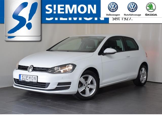 Volkswagen Golf VII 1.2 TSI Comfortline Klima PDC GJR LM16, Jahr 2014, Benzin