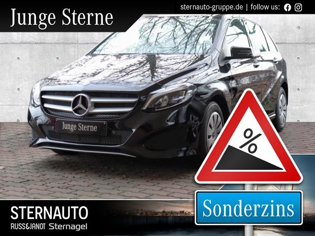 Mercedes-Benz B 160 Sonderzins, Jahr 2017, Benzin
