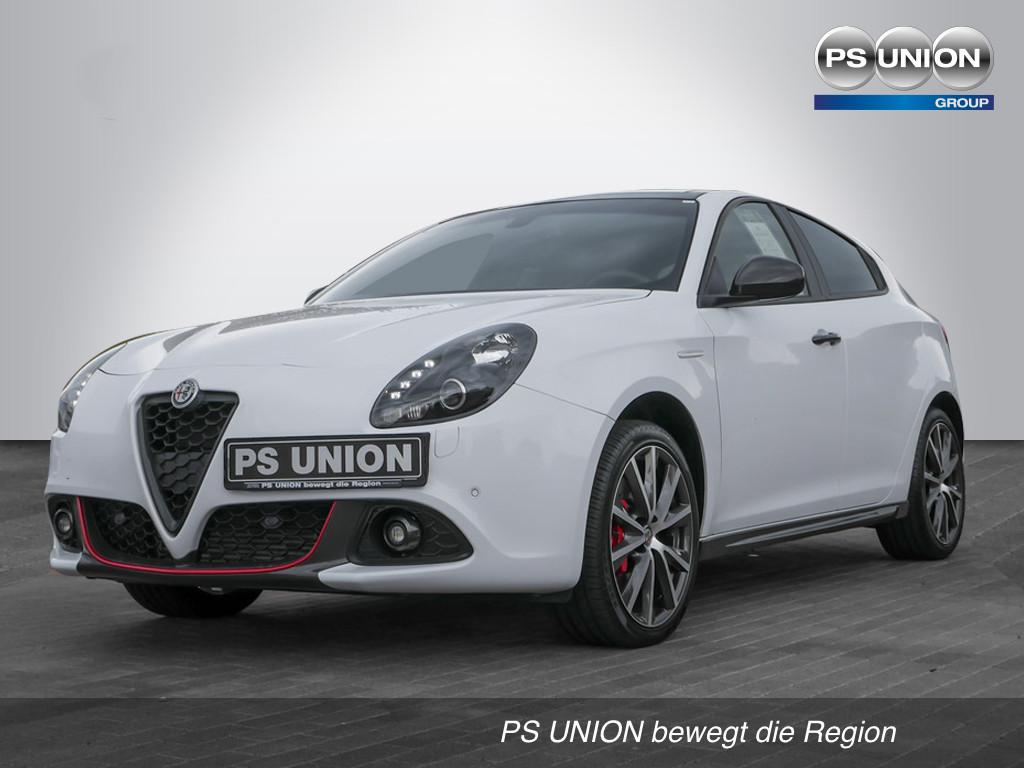 Alfa Romeo Giulietta 1.4 TB Sport*NAVI*BI-XENON*PANORAMA*, Jahr 2019, Benzin
