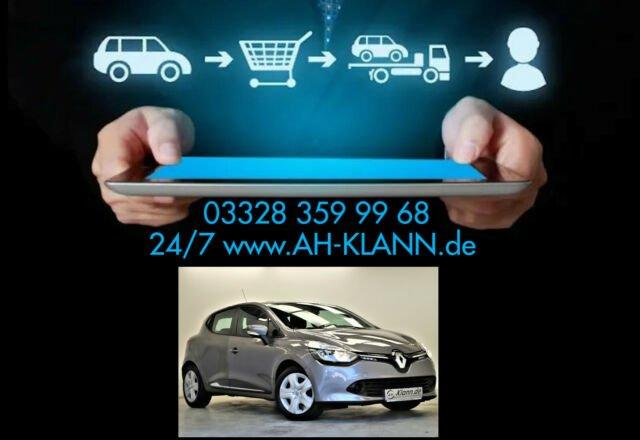 Renault Clio IV 0.9 90 PS TCe Dynamique Klima Navi, Jahr 2015, Benzin