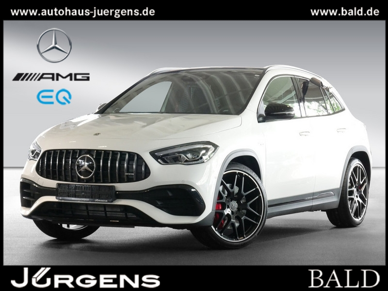 Mercedes-Benz AMG GLA 45 S 4M+ 21/DriversP/Performance/, Jahr 2021, Benzin