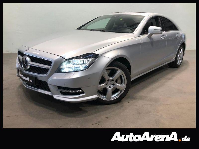 Mercedes-Benz CLS 500 BE Coupé AMG **COMAND/Airmatic/Kamera, Jahr 2012, Benzin