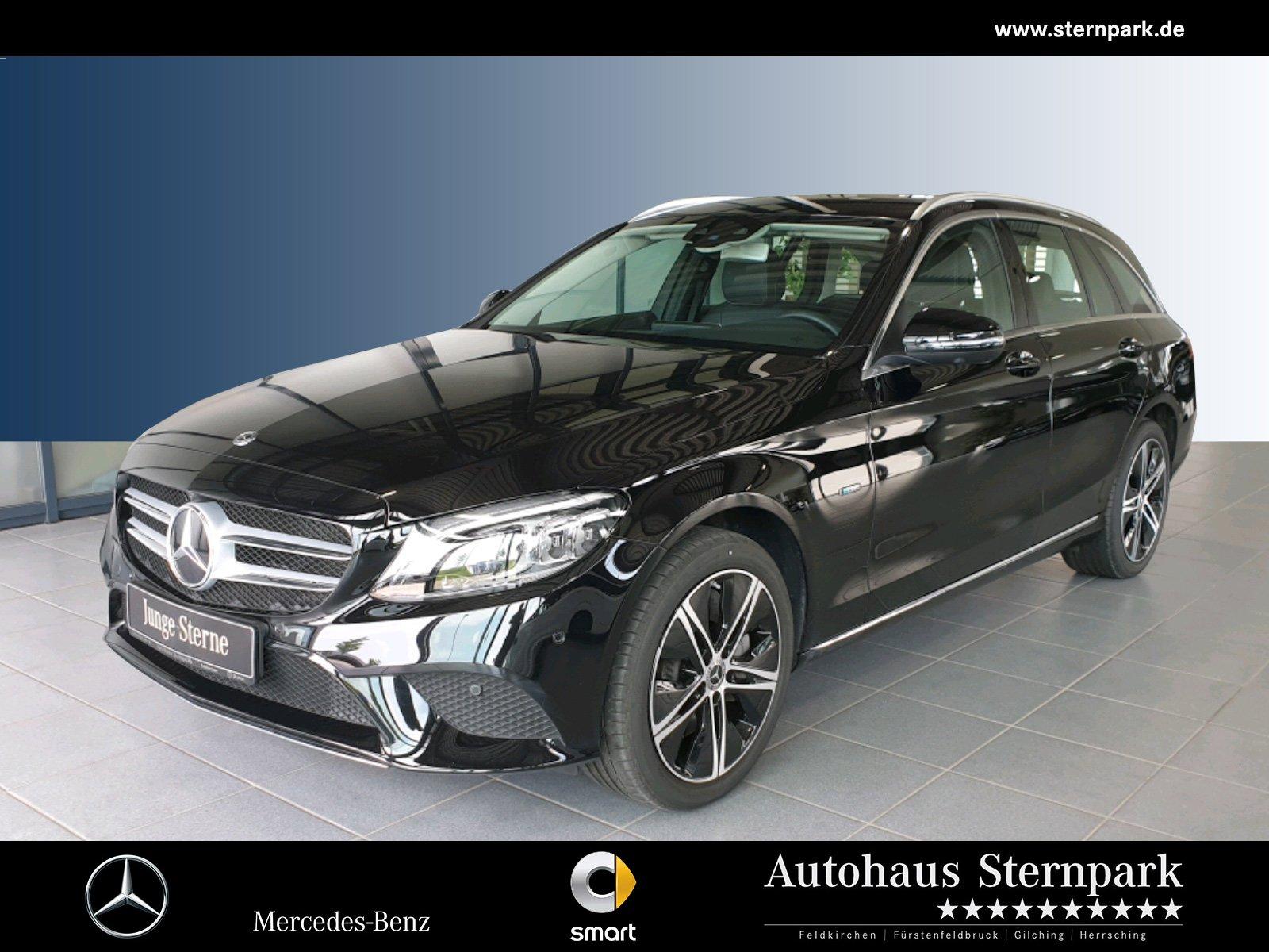 Mercedes-Benz C 300 de T Avantgarde +Navi+Multi-Beam LED+360°+, Jahr 2020, Hybrid_Diesel