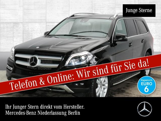 Mercedes-Benz GL 350 4M BT 360° Stdhzg Pano Harman Distr+, Jahr 2014, Diesel