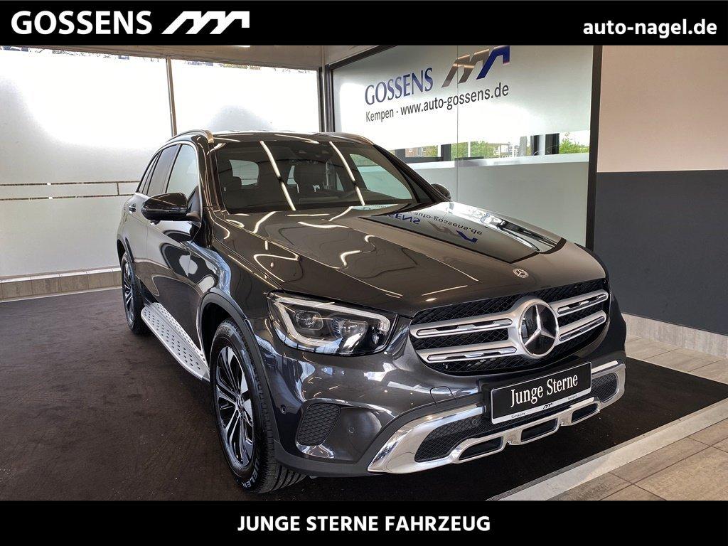 Mercedes-Benz GLC 300 4M Exclusive +COMAND+MULTIBEAM+DISTRONIC, Jahr 2019, Benzin
