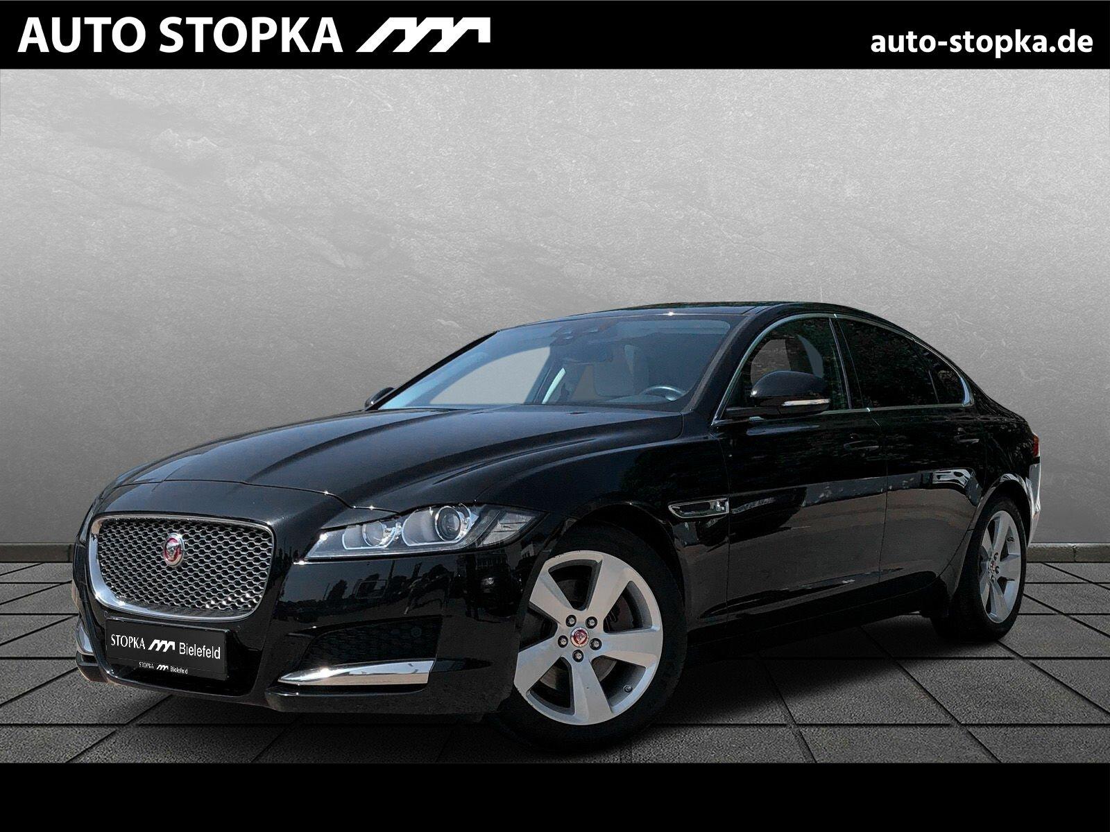 Jaguar XF 20d aut. Prestige *Schiebed.*Keyless*T-Winke*, Jahr 2016, Diesel