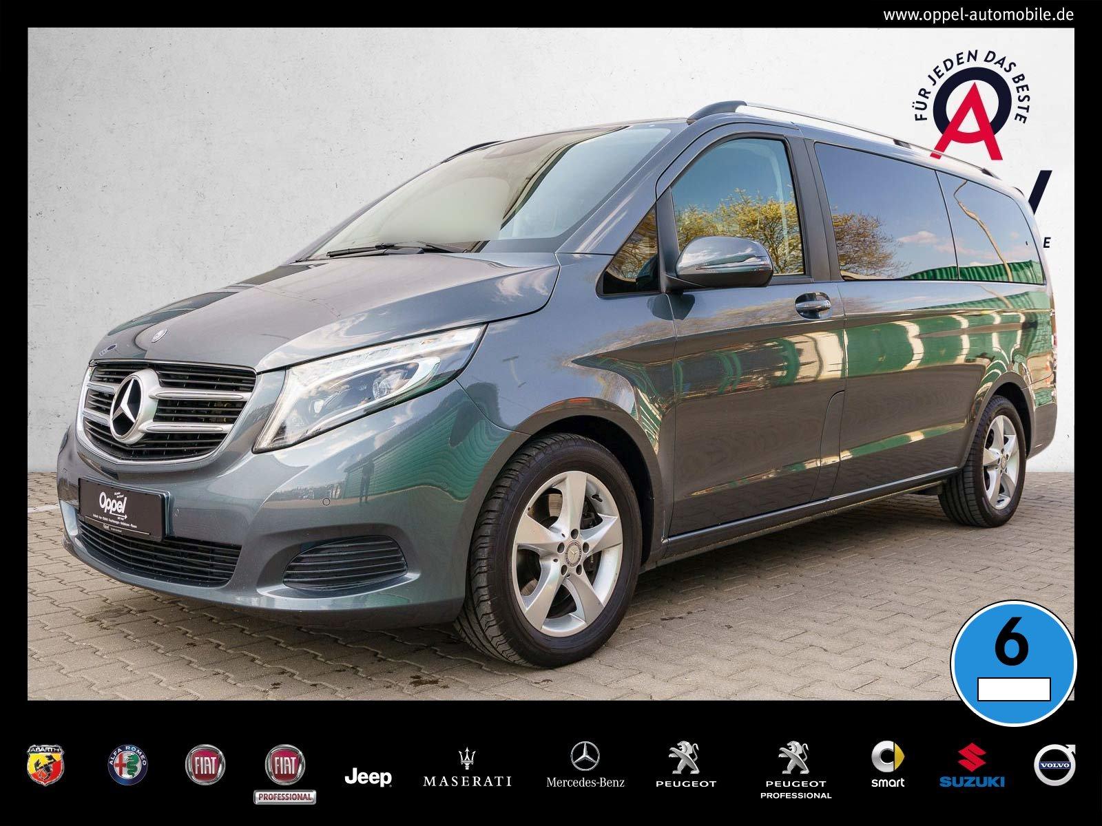 Mercedes-Benz V 220 d +AHK+KLIMA+NAVI+PARKTR.+KAMERA+TEMPOMAT+, Jahr 2017, Diesel