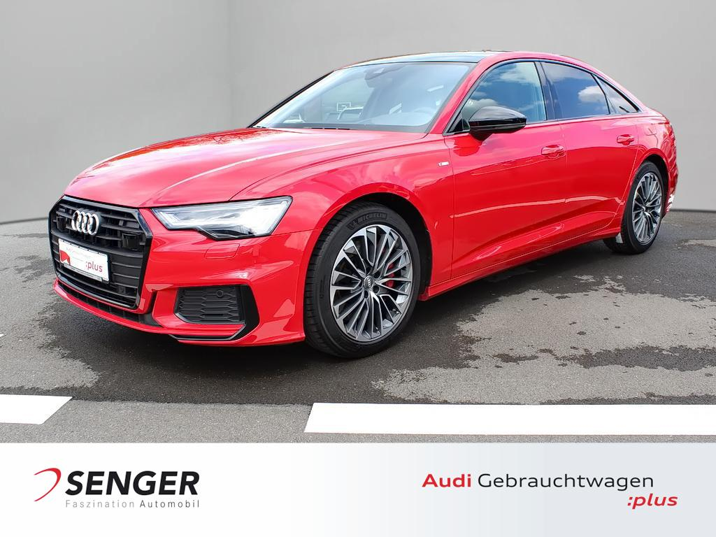 Audi A6 Limo TFSI e quattro Sport TV Matrix HeadUp, Jahr 2020, Hybrid