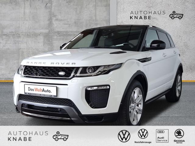 Land Rover Range Rover Evoque 2.0 NAVI PANO XENON, Jahr 2015, Diesel