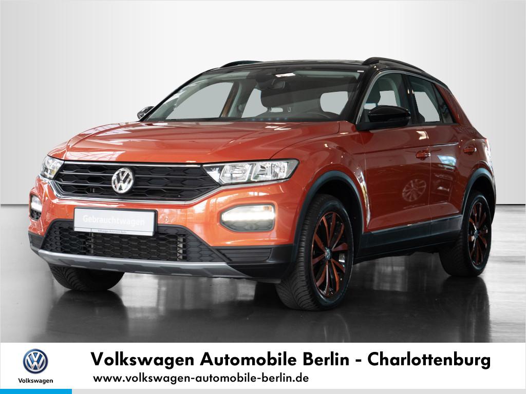 Volkswagen T-Roc 1.5 TSI Style, Jahr 2018, Benzin
