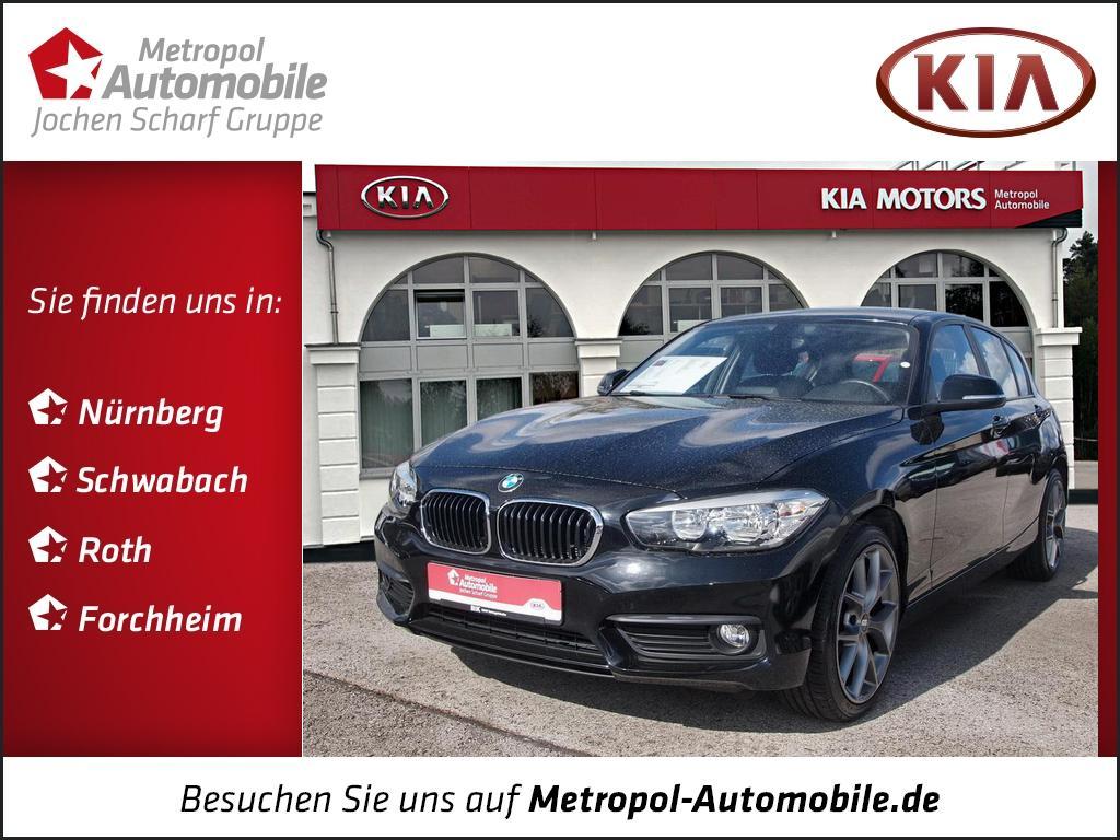 BMW 118i Lim. 5-trg. Advantage PDC Isofix Sitzheizun, Jahr 2015, Benzin