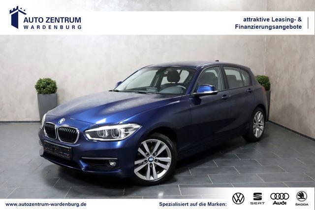 BMW 120 Advantage 5-Türer Harman/Kardon LED NAVI, Jahr 2017, Benzin