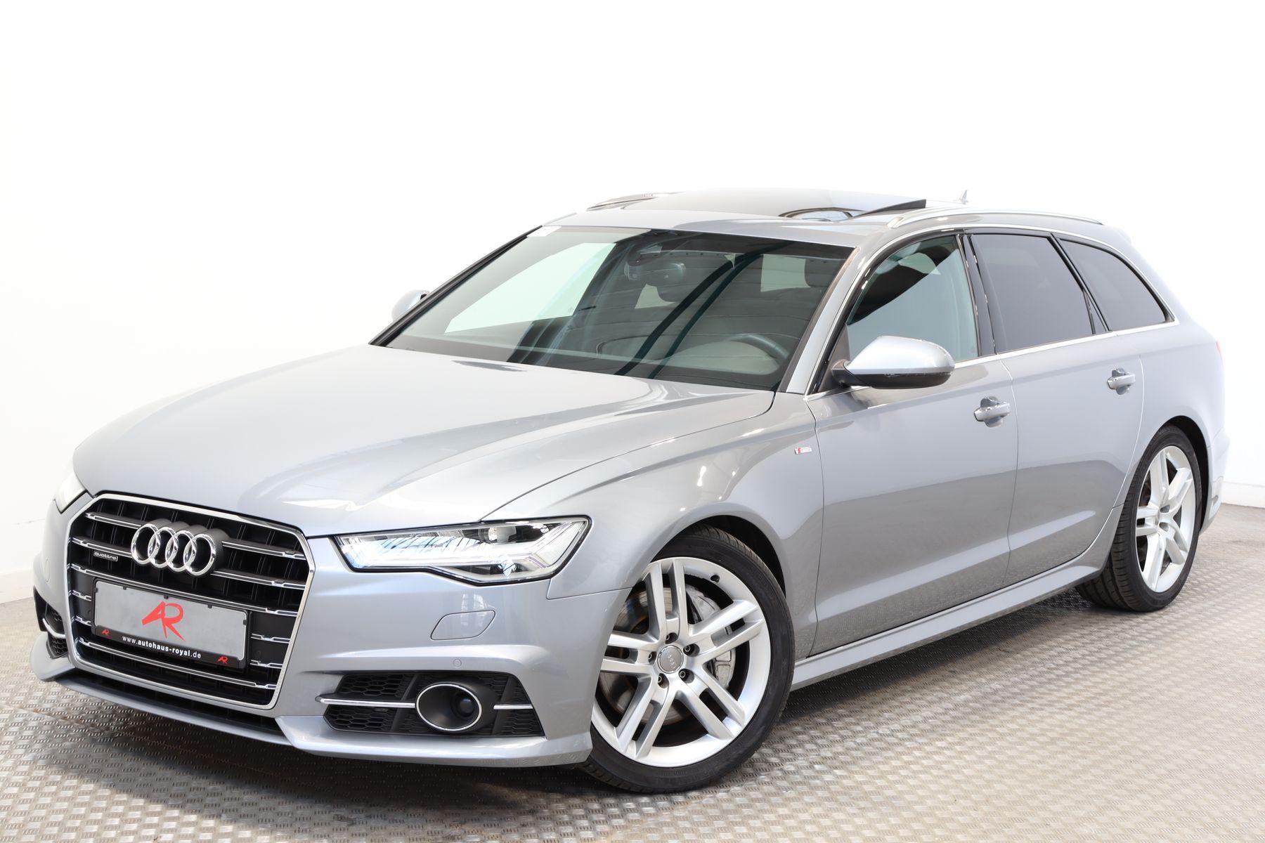 Audi A6 Avant 3.0 TDI qu S LINE SELECTION KAMERA,ACC, Jahr 2017, Diesel