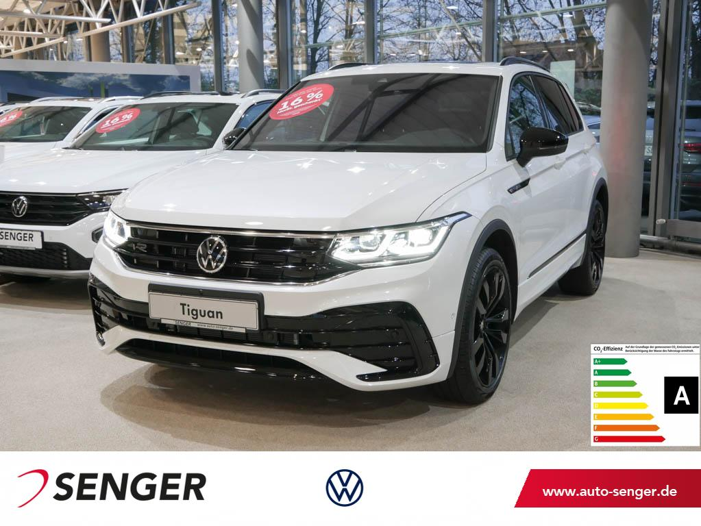 Volkswagen Tiguan 2.0 TDI SCR 4M R-Line Navi Pano LED ACC, Jahr 2021, Diesel