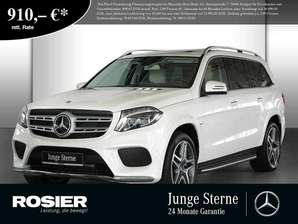 Mercedes-Benz GLS 500 AMG Line Grand Edition, Jahr 2019, Benzin