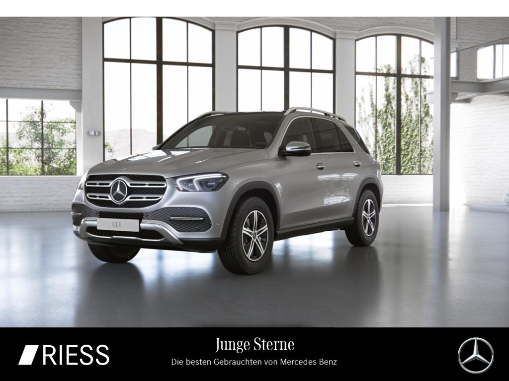 Mercedes-Benz GLE 300 d 4M Navi LED Pano AHK PTS 360 Totw Wide, Jahr 2019, Diesel