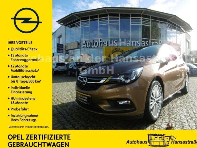 Opel Astra 1.4 Turbo Innovation 110kW Matrix LED Navi, Jahr 2015, Benzin