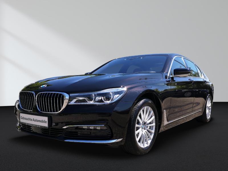 BMW 740d xDrive Innovationsp. Navi Prof. Standhzg, u.v.m., Jahr 2017, Diesel