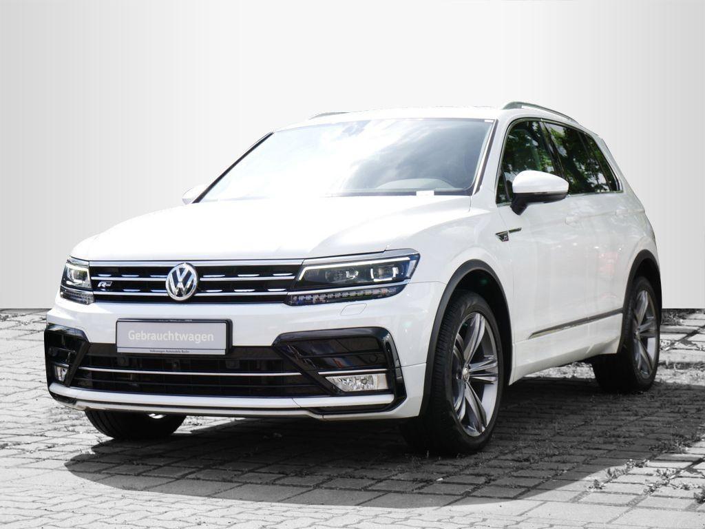 Volkswagen Tiguan 2.0TSI DSG R-Line 4x4 NAVI I-Cockpit LED, Jahr 2017, Benzin