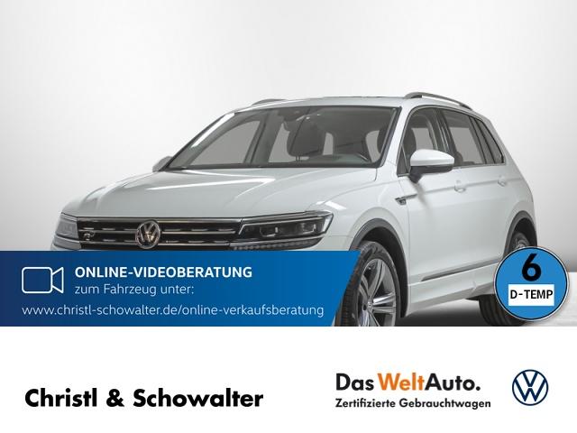 Volkswagen Tiguan R-Line HL 2.0 TDI Stdhzg. DCC Pano Navi LED, Jahr 2019, Diesel