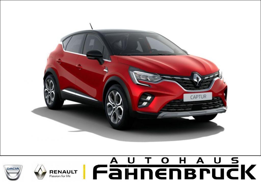 Renault Captur TCe 100 INTENS *Style-Paket* 9,3 Zoll*, Jahr 2021, Benzin