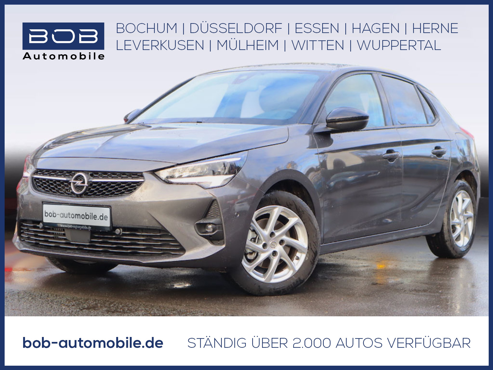 Opel Corsa 1.2 GS Line 1.Hd.*SHZ*PDC*LED*ALU, Jahr 2020, Benzin