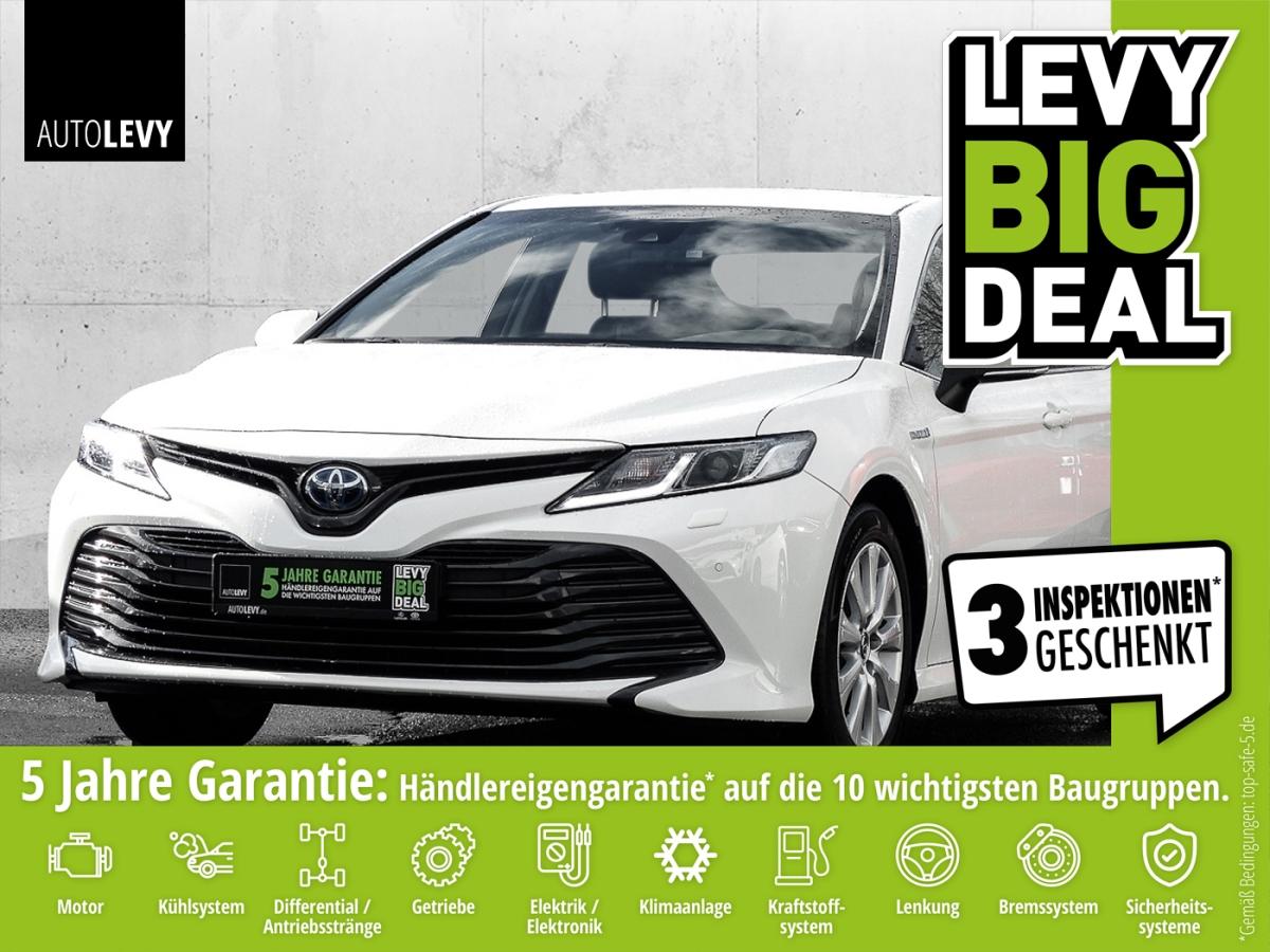 Toyota Camry Hybrid Business Edition Navi*LED*DAB*Keyle, Jahr 2019, Hybrid